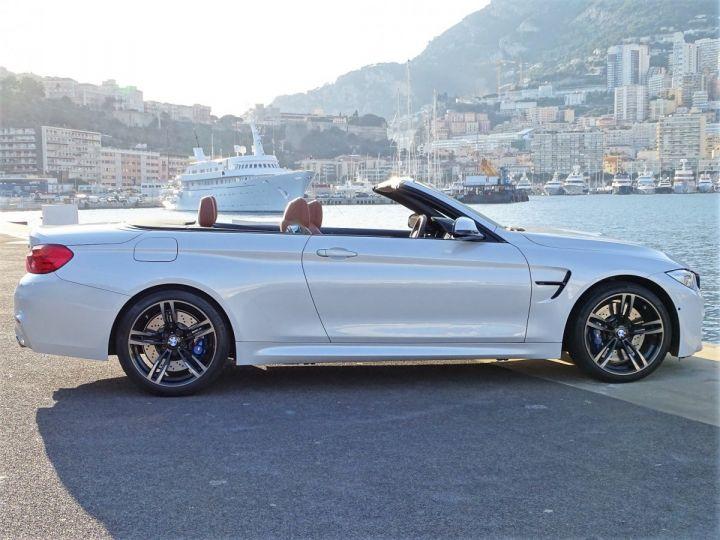 BMW M4 CABRIOLET DKG  431 CV - MONACO Mineralweiss metal - 15