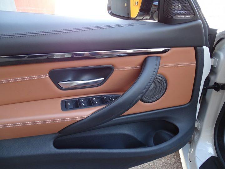 BMW M4 CABRIOLET DKG  431 CV - MONACO Mineralweiss metal - 18