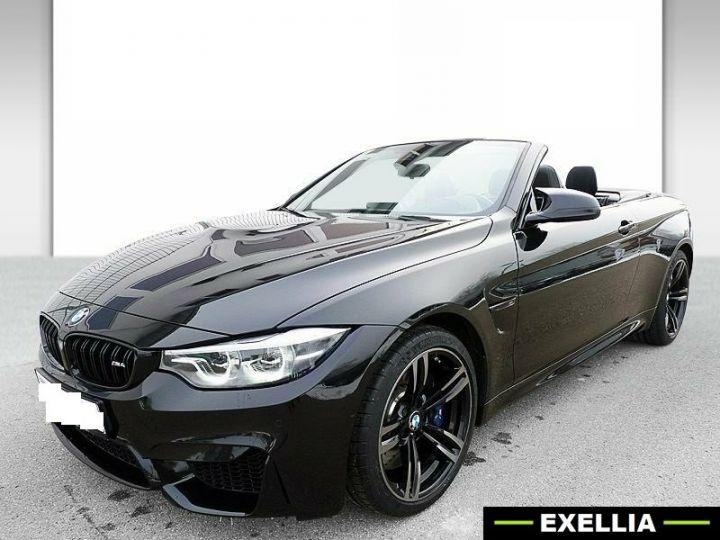 BMW M4 CABRIOLET DKG7 NOIR Occasion - 2