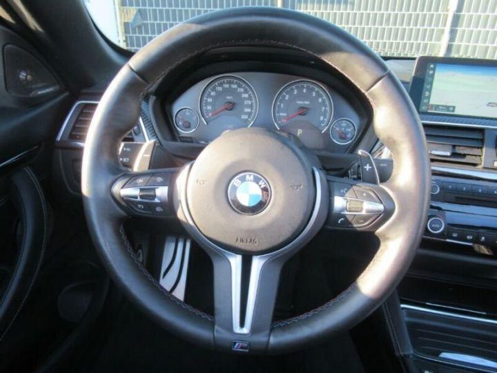 BMW M4 CABRIOLET DKG7 NOIR Occasion - 5