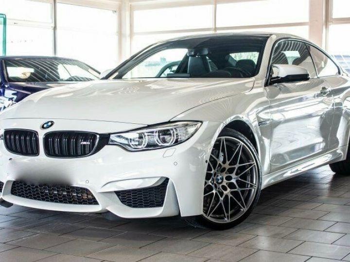 BMW M4 COMPETITION 450 DKG7 Blanc métallisé - 1