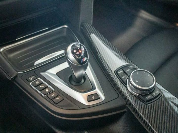 BMW M4 COMPETITION 450 DKG7 Blanc métallisé - 11