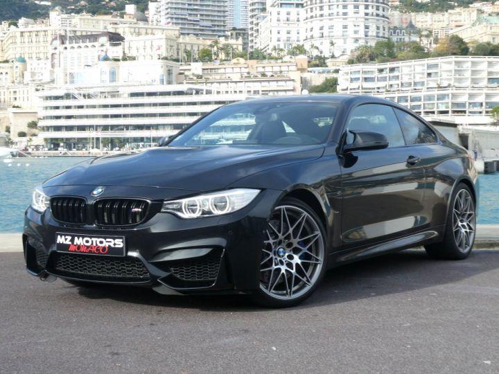 BMW M4 COMPETITION F82 COUPE 450CV DKG7 Noir Saphir métal Occasion - 1