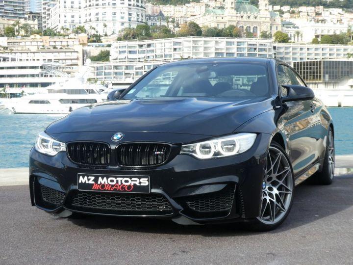 BMW M4 COMPETITION F82 COUPE 450CV DKG7 Noir Saphir métal Occasion - 2
