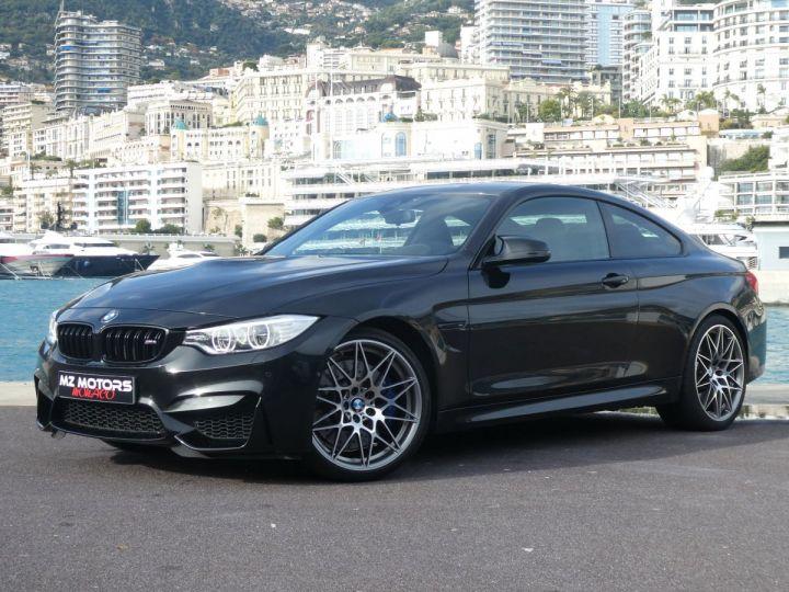 BMW M4 COMPETITION F82 COUPE 450CV DKG7 Noir Saphir métal Occasion - 3