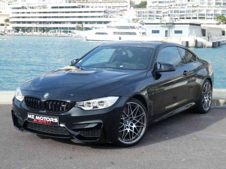 BMW M4 COMPETITION F82 COUPE 450CV DKG7 Noir Saphir métal Occasion - 4