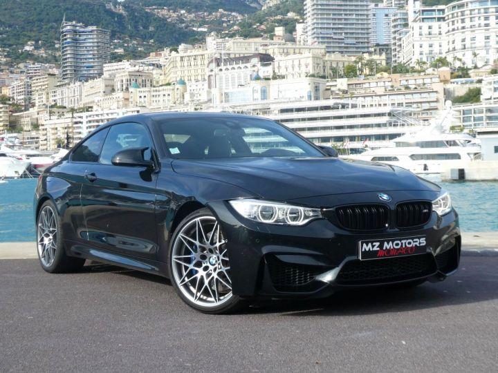 BMW M4 COMPETITION F82 COUPE 450CV DKG7 Noir Saphir métal Occasion - 6