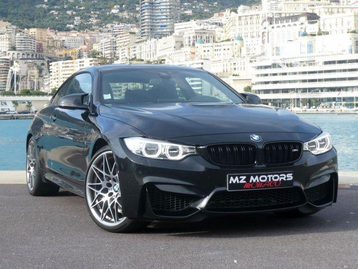 BMW M4 COMPETITION F82 COUPE 450CV DKG7 Noir Saphir métal Occasion - 8