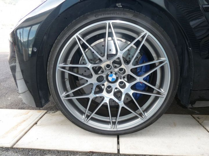 BMW M4 COMPETITION F82 COUPE 450CV DKG7 Noir Saphir métal Occasion - 15