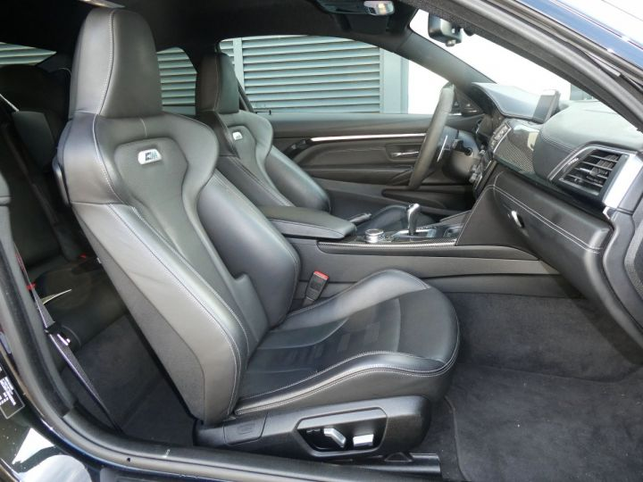 BMW M4 COMPETITION F82 COUPE 450CV DKG7 Noir Saphir métal Occasion - 17