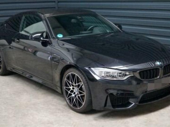 BMW M4 Coupé Noir - 1