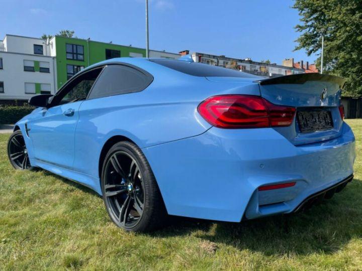 BMW M4 Coupé 431 ch M DKG7 / FACELIFT / Driving Assis/ CAMERA / GARANTIE 12 MOIS Bleu - 2