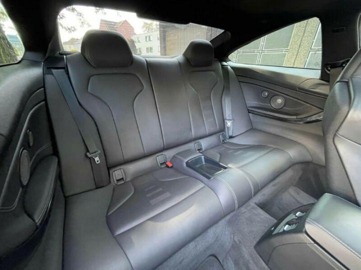 BMW M4 Coupé 431 ch M DKG7 / FACELIFT / Driving Assis/ CAMERA / GARANTIE 12 MOIS Bleu - 8