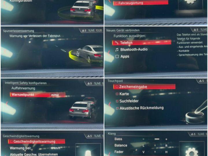 BMW M4 Coupé 431 ch M DKG7 / FACELIFT / Driving Assis/ CAMERA / GARANTIE 12 MOIS Bleu - 12