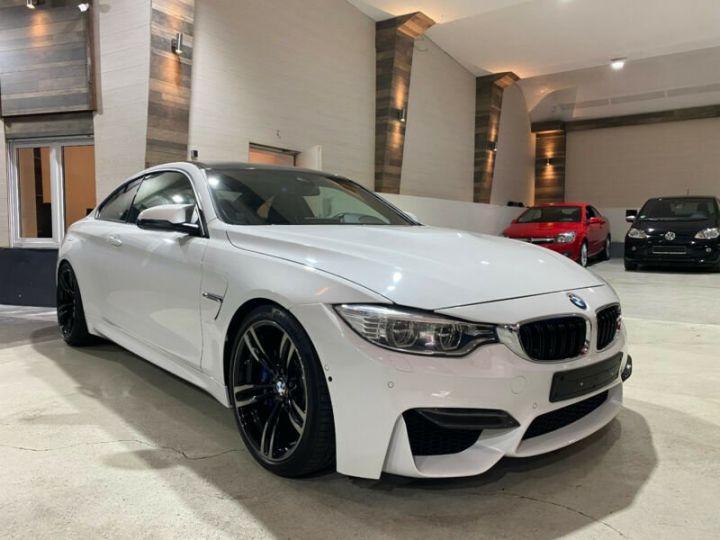 BMW M4 Coupé / Camera angle mort / Haut-Parleur KarmanK/ Carbon / Camera 360 Blanc - 2