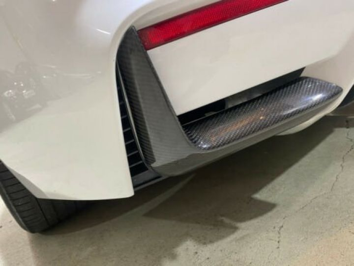 BMW M4 Coupé / Camera angle mort / Haut-Parleur KarmanK/ Carbon / Camera 360 Blanc - 6