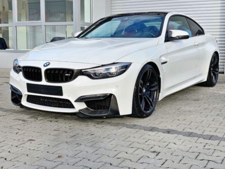 BMW M4 F82 3.0 431CH DKG BLANC Occasion - 1