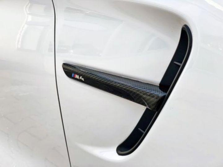 BMW M4 F82 3.0 431CH DKG BLANC Occasion - 10