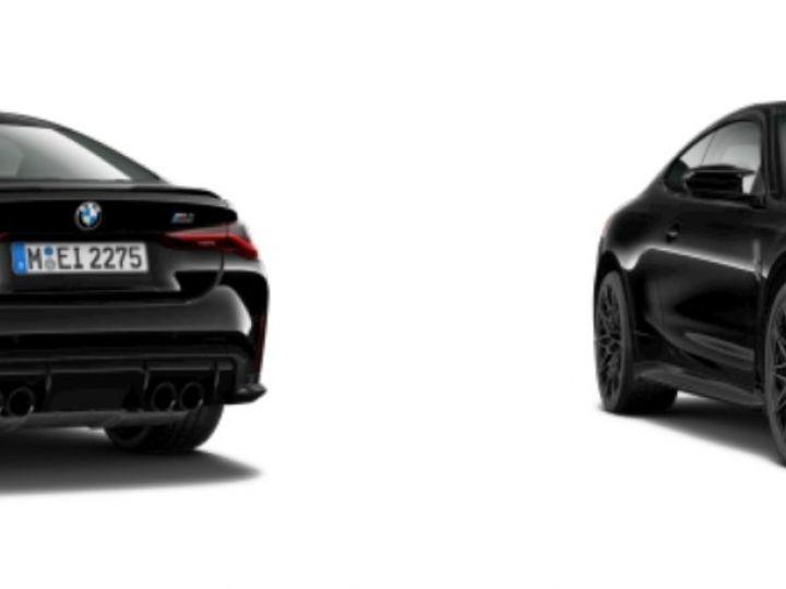 BMW M4 M4 Compétition 2021 - Ceramic Brakes Noir - 2
