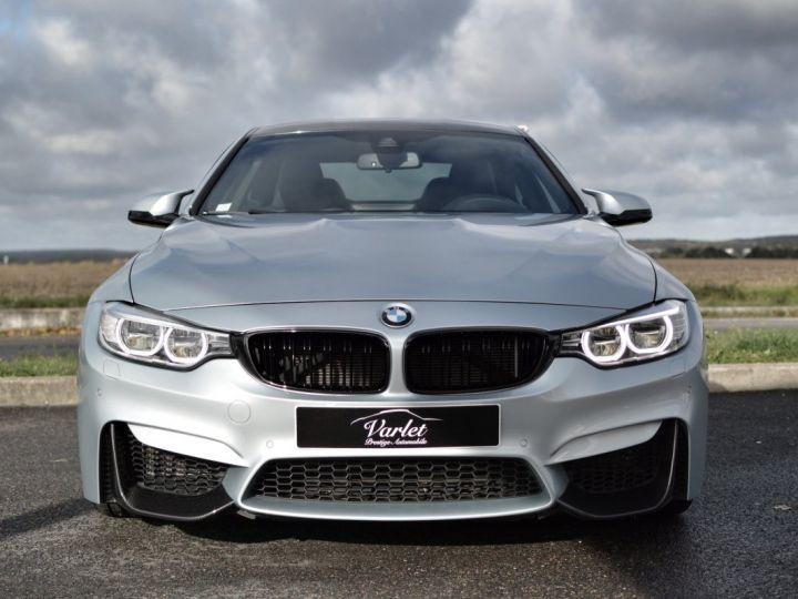 BMW M4 M4 COUPÉ F82 3.0 431CH DKG7 FULL OPTIONS ÉTAT CONCOURS GRIS SILVERSTONE - 2