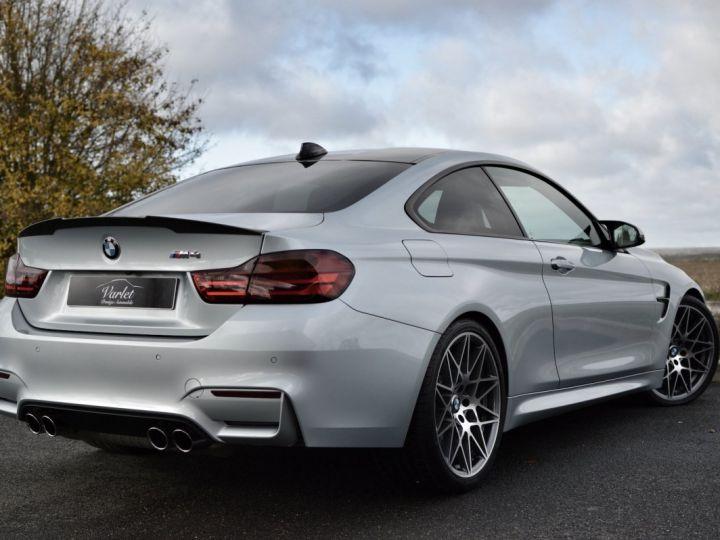 BMW M4 M4 COUPÉ F82 3.0 431CH DKG7 FULL OPTIONS ÉTAT CONCOURS GRIS SILVERSTONE - 4