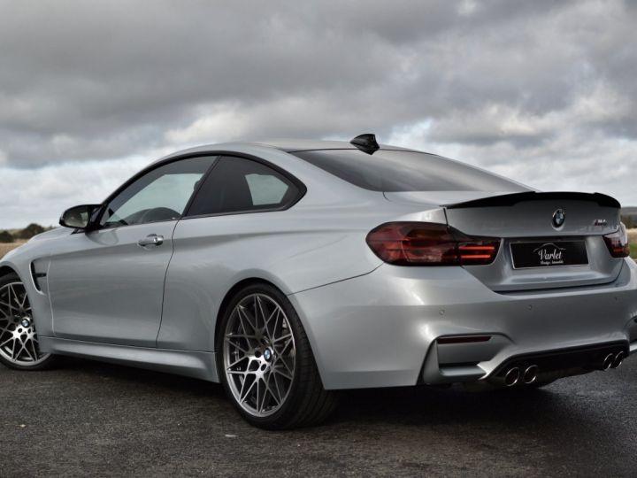 BMW M4 M4 COUPÉ F82 3.0 431CH DKG7 FULL OPTIONS ÉTAT CONCOURS GRIS SILVERSTONE - 6