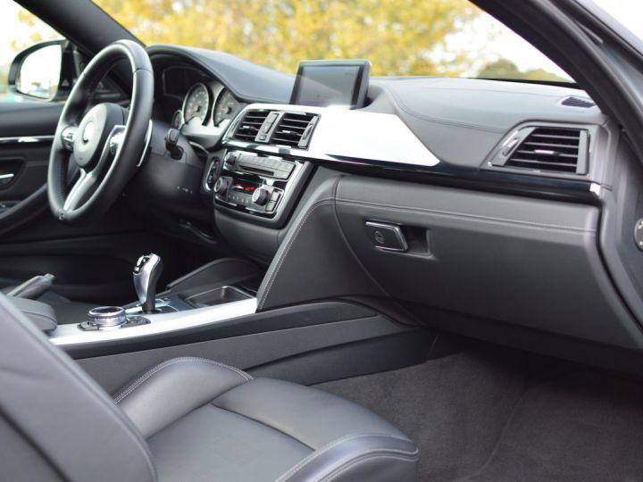 BMW M4 M4 COUPÉ F82 3.0 431CH DKG7 FULL OPTIONS ÉTAT CONCOURS GRIS SILVERSTONE - 11