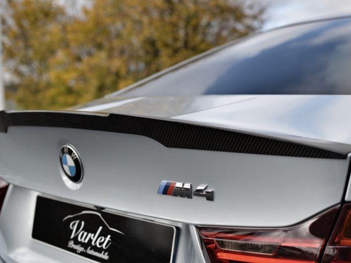 BMW M4 M4 COUPÉ F82 3.0 431CH DKG7 FULL OPTIONS ÉTAT CONCOURS GRIS SILVERSTONE - 19