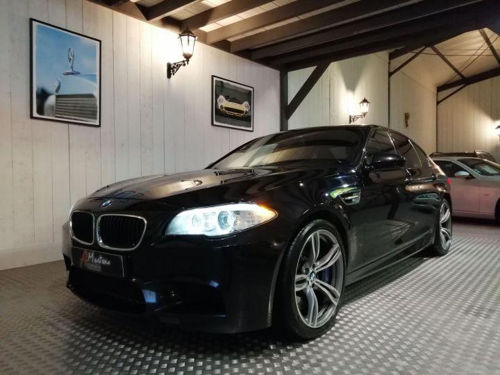 BMW M5 4.4 V8 560 CV DKG7 Noir - 2