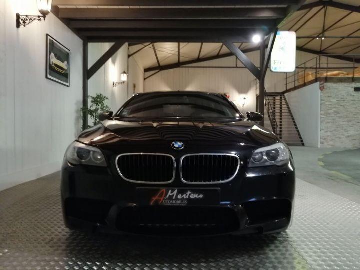 BMW M5 4.4 V8 560 CV DKG7 Noir - 3