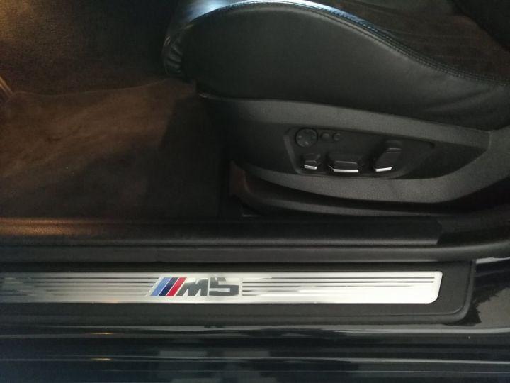BMW M5 4.4 V8 560 CV DKG7 Noir - 9