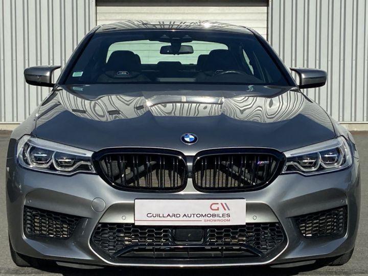 BMW M5 4.4 V8 BI-TURBO 600ch (F90) BVA8 GRIS - 2