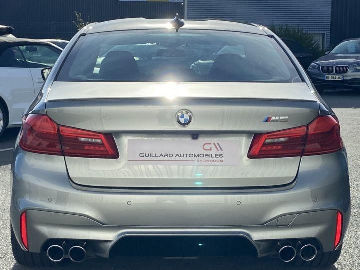 BMW M5 4.4 V8 BI-TURBO 600ch (F90) BVA8 GRIS - 7