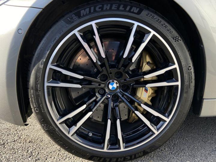 BMW M5 4.4 V8 BI-TURBO 600ch (F90) BVA8 GRIS - 10