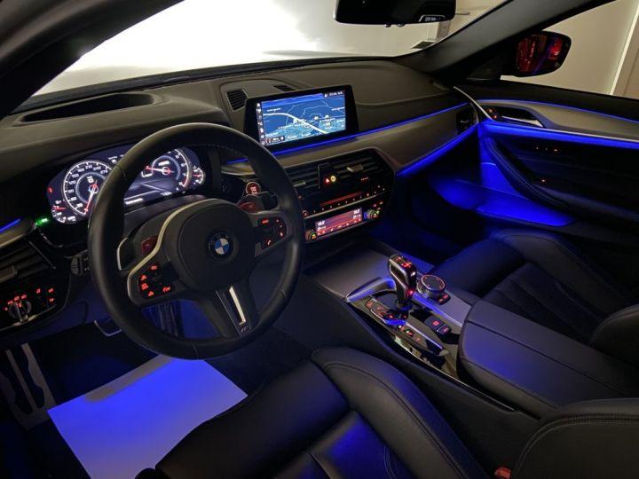 BMW M5 4.4 V8 BI-TURBO 600ch (F90) BVA8 GRIS - 14