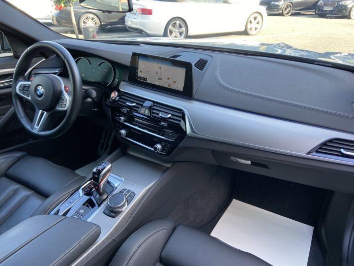 BMW M5 4.4 V8 BI-TURBO 600ch (F90) BVA8 GRIS - 16