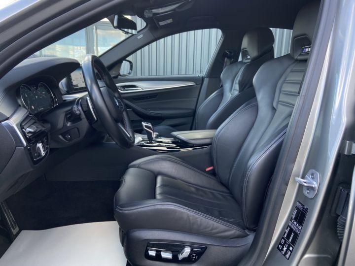 BMW M5 4.4 V8 BI-TURBO 600ch (F90) BVA8 GRIS - 17