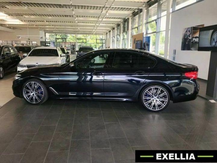 BMW M5 550d xDRIVE  NOIRE PEINTURE METALISEE  Occasion - 2
