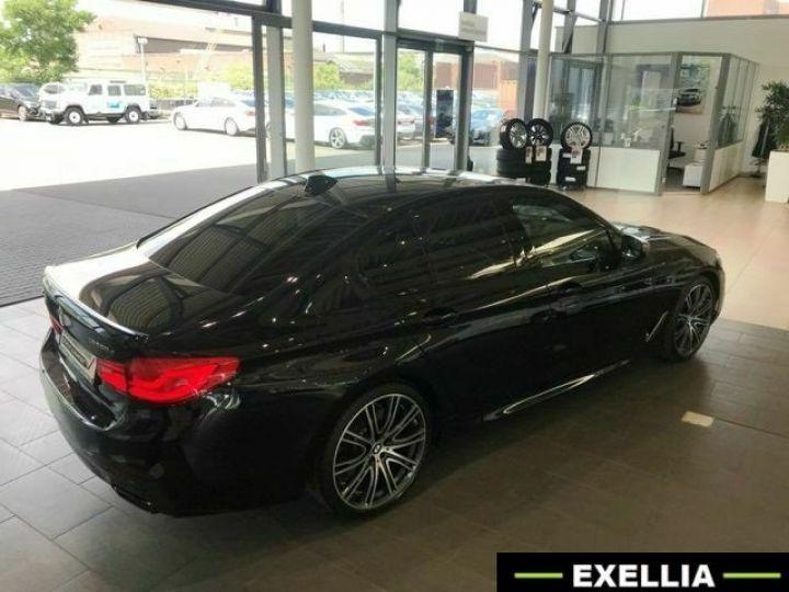BMW M5 550d xDRIVE  NOIRE PEINTURE METALISEE  Occasion - 4