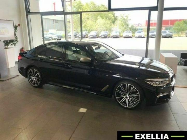 BMW M5 550d xDRIVE  NOIRE PEINTURE METALISEE  Occasion - 5
