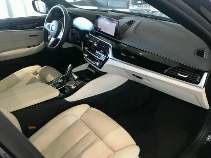 BMW M5 550d xDRIVE  NOIRE PEINTURE METALISEE  Occasion - 6