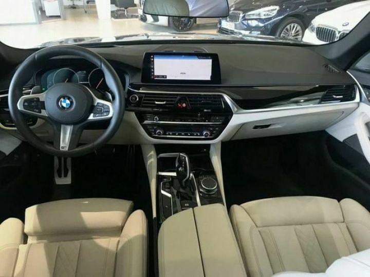 BMW M5 550d xDRIVE  NOIRE PEINTURE METALISEE  Occasion - 8