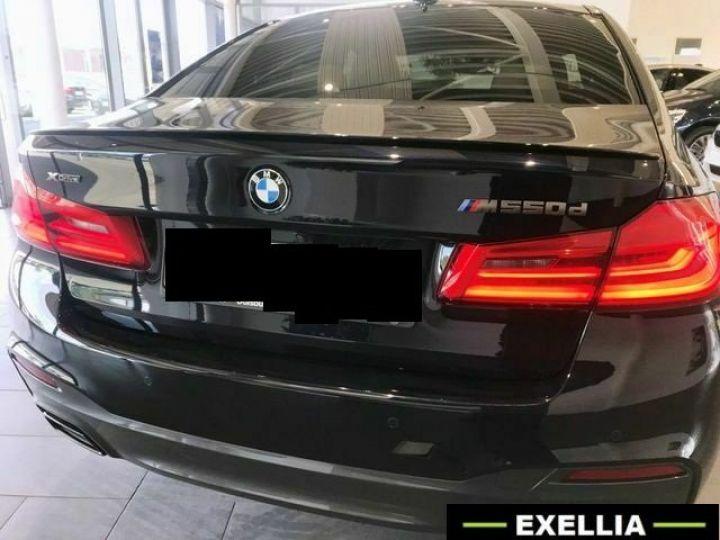 BMW M5 550d xDRIVE  NOIRE PEINTURE METALISEE  Occasion - 13