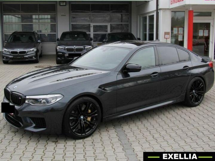 BMW M5 COMPÉTITION  GRIS PEINTURE METALISE  Occasion - 1