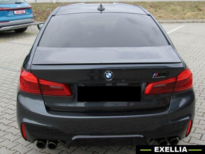 BMW M5 COMPÉTITION  GRIS PEINTURE METALISE  Occasion - 3
