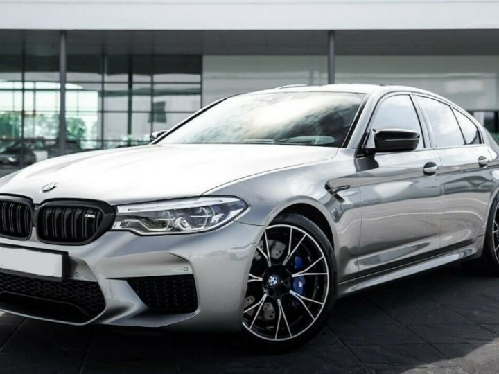 BMW M5 Competition 625 Gris - 1