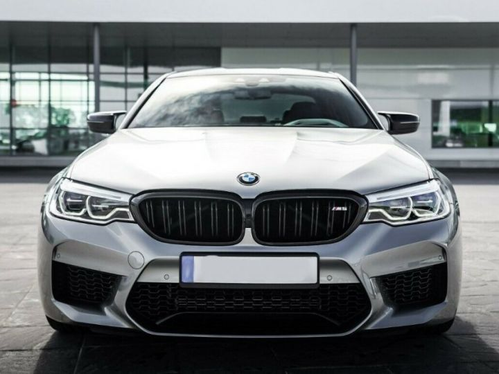 BMW M5 Competition 625 Gris - 2
