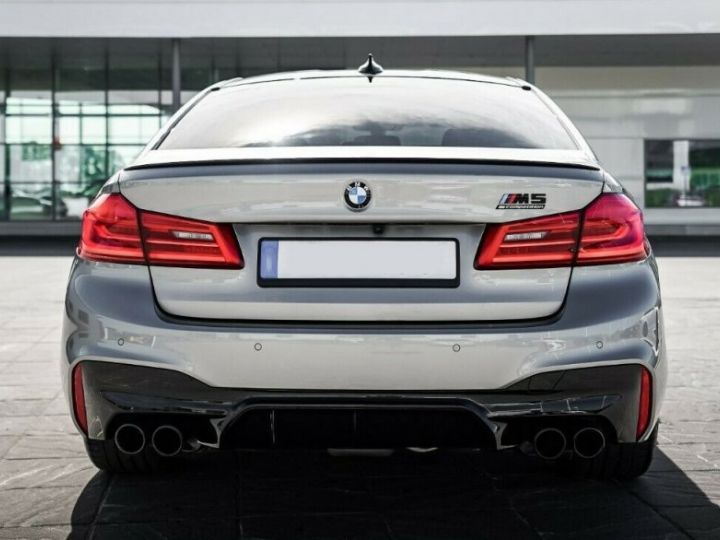 BMW M5 Competition 625 Gris - 3