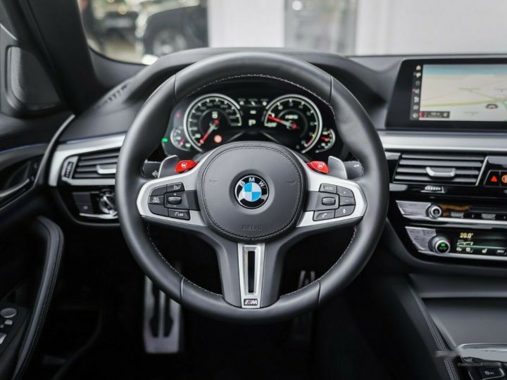 BMW M5 Competition 625 Gris - 8