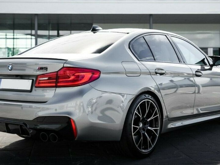 BMW M5 Competition 625 Gris - 15